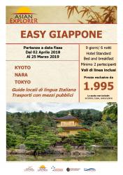 Easy Giappone in Italiano